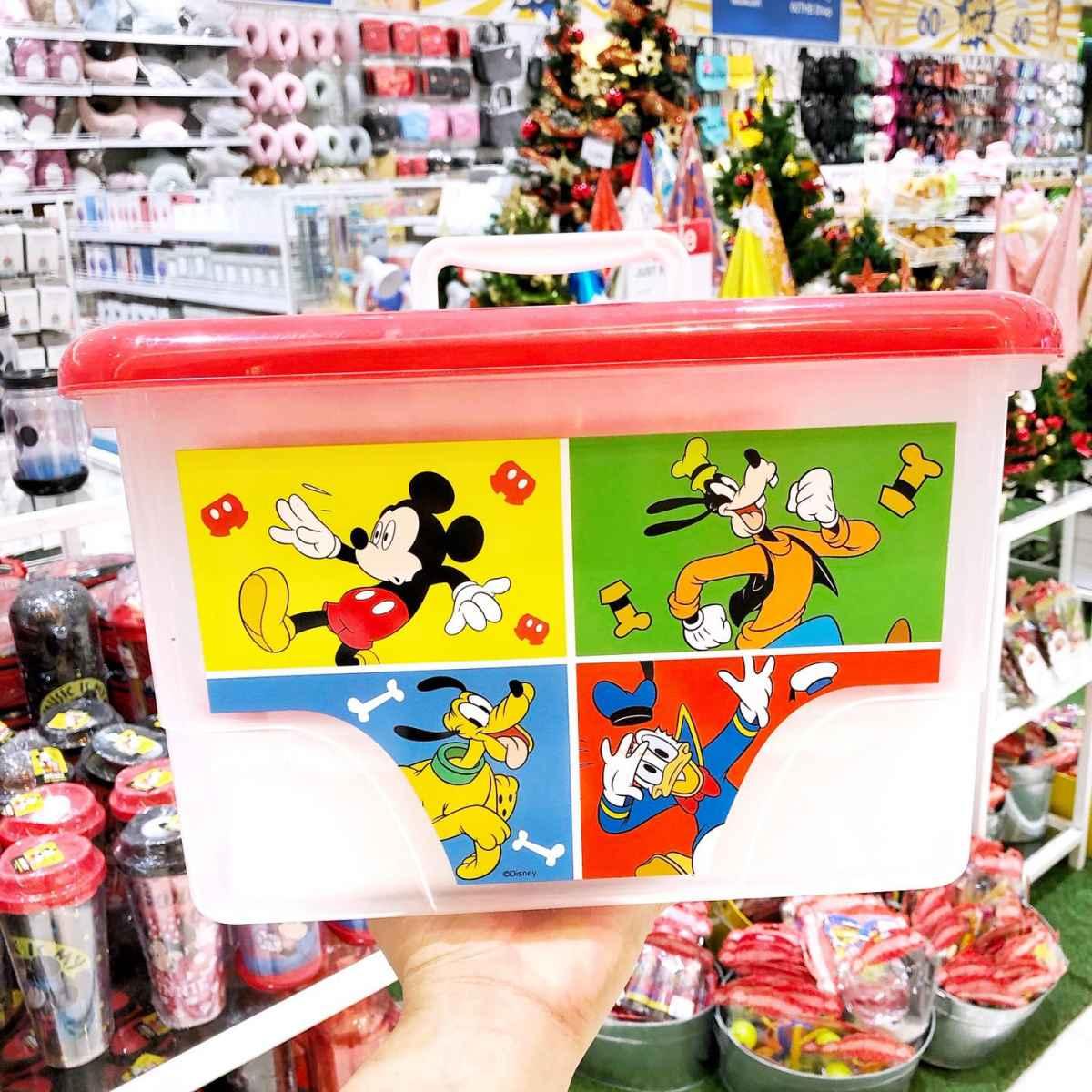 กล่องถนอมอาหาร Disney