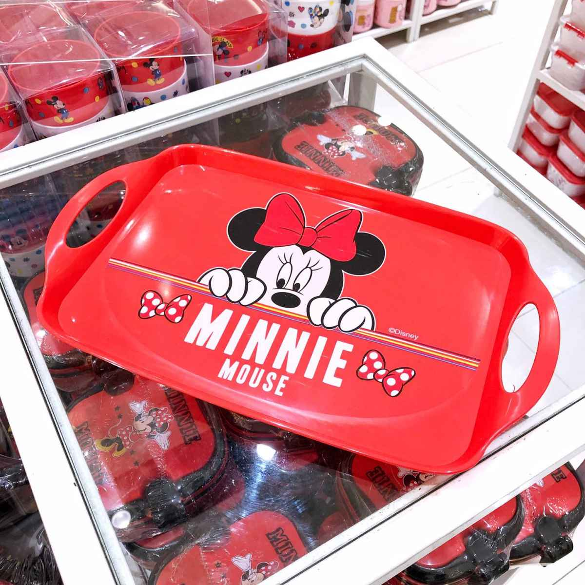 Just buy ถาด Minnie