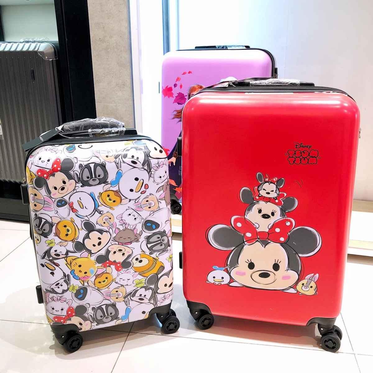 Proofs กระเป๋าเดินทาง รุ่น Disney Tsum Tsum