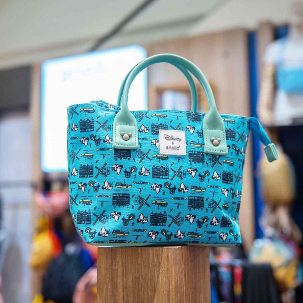 Anello กระเป๋า สีฟ้า