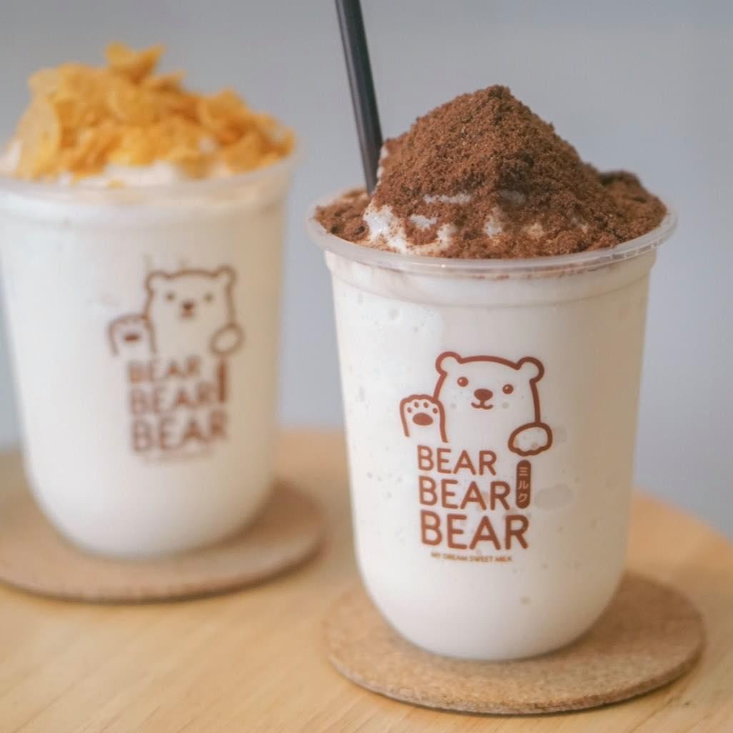Bear Bear Bear นมหมี