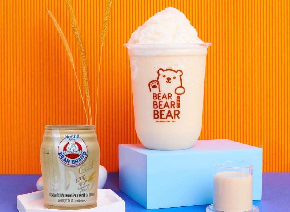 Bear Bear Bear นมหมี อารีย์