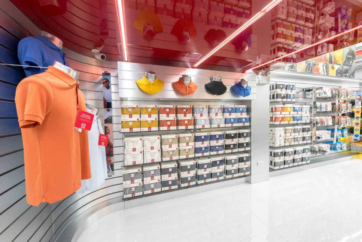 GQ DNA Concept Store