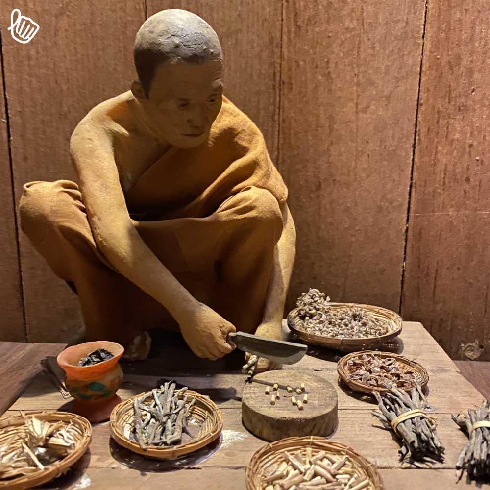พิพิธภัณฑ์หลวงตาทูล ที่วัดป่าบ้านค้อ