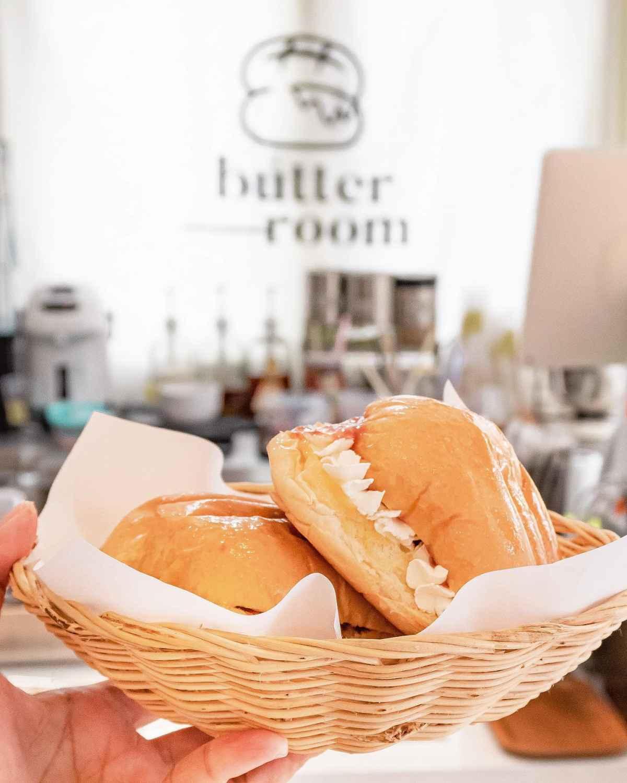 butter room