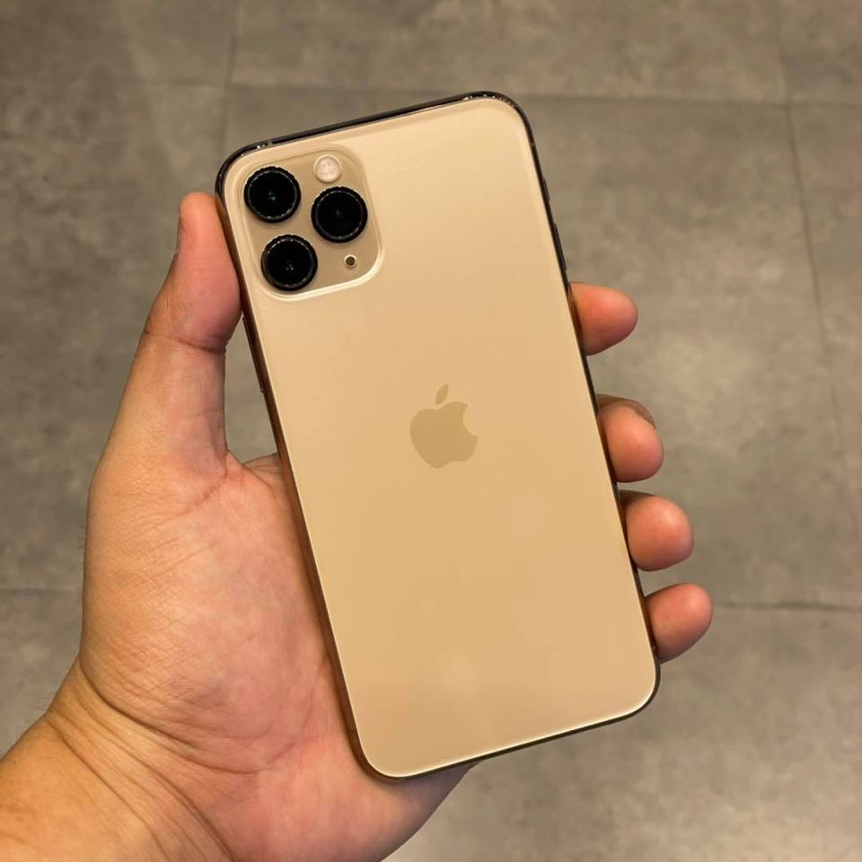 iphone สีทอง