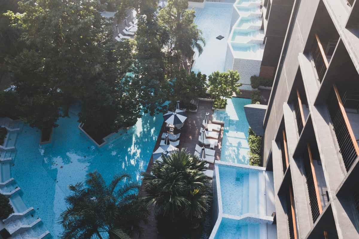 Airasia Snap โรงแรม ปาหนัน กระบี่ รีสอร์ท