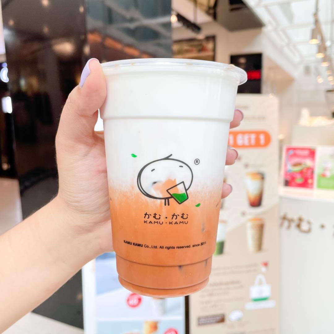 Thai tea X