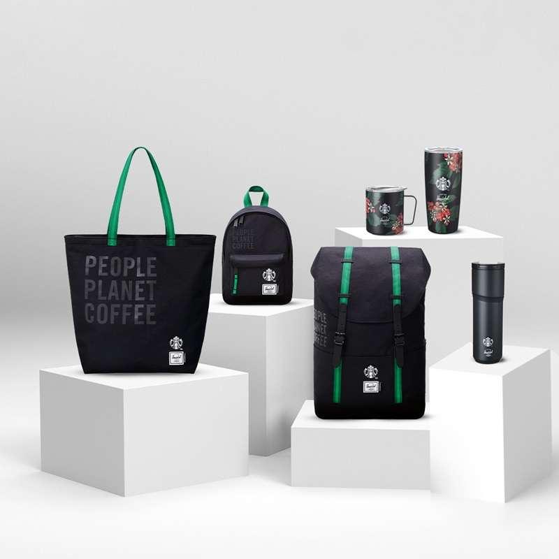 Starbucks x Herschel Supply Co.