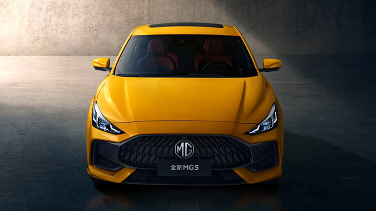 ALL NEW MG 5