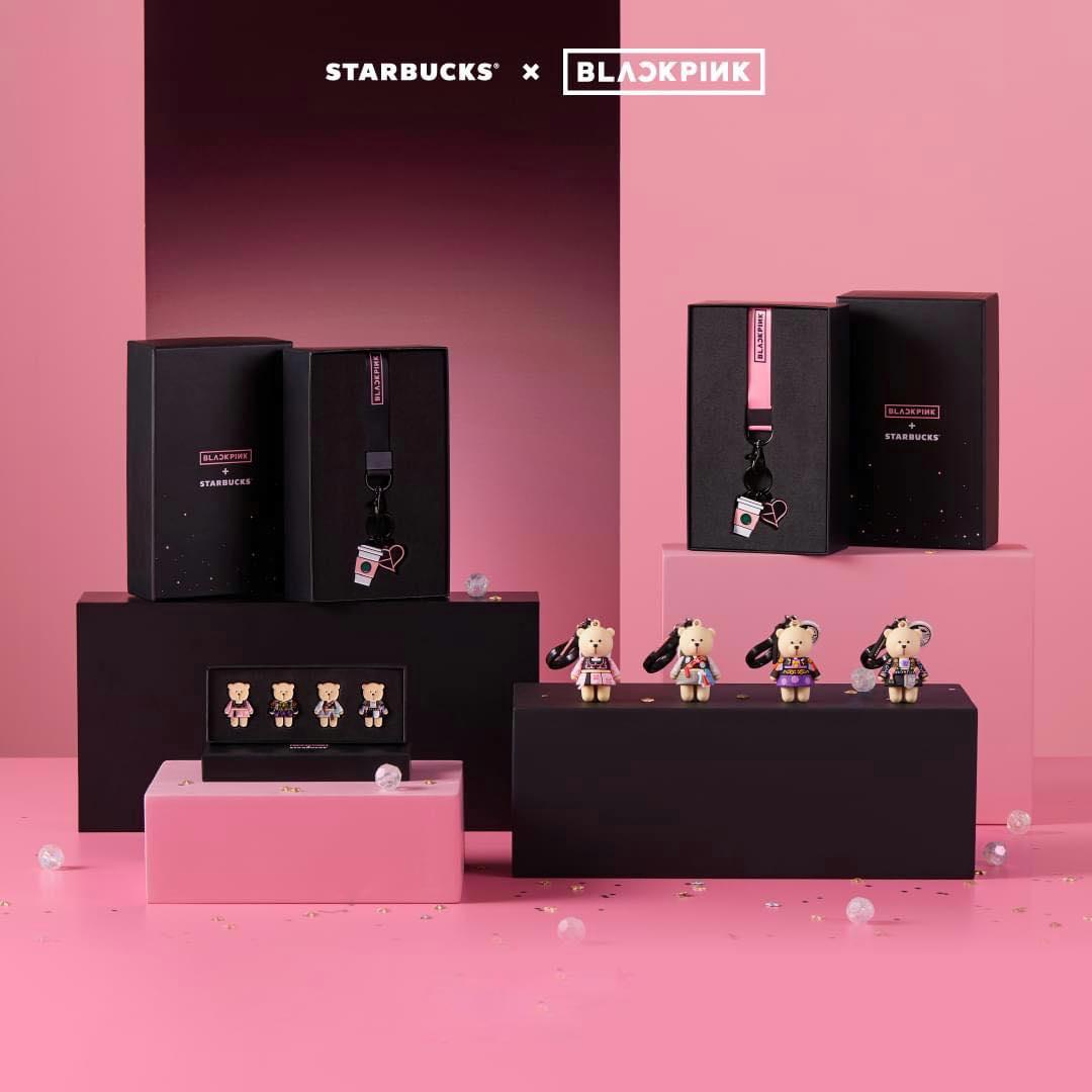 STARBUCKS x BLACKPINK