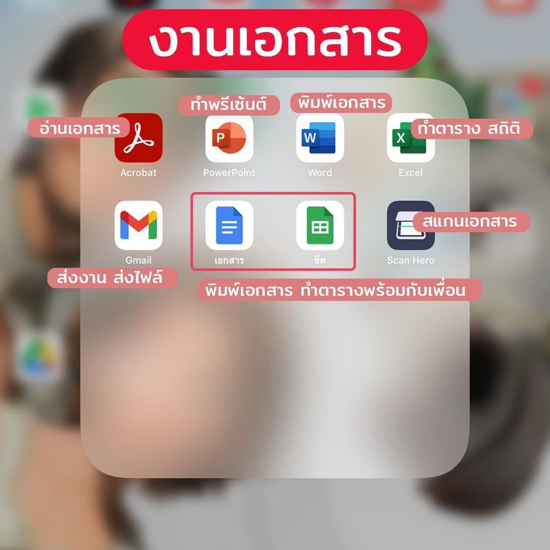 แอพ ipad แนะนํา