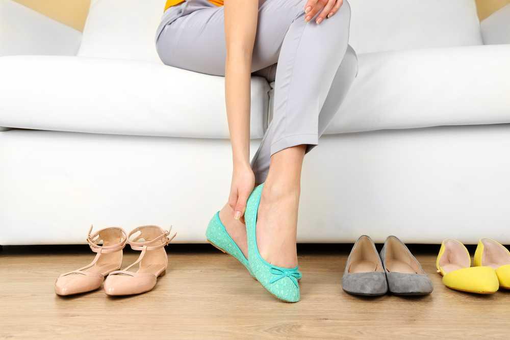 รองเท้า Flat