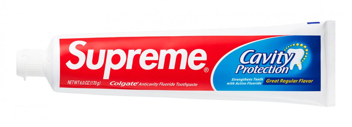 Supreme Colgate